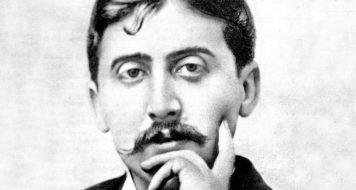 O escritor Marcel Proust em 1895 (Otto Wegener/ Reprodução)