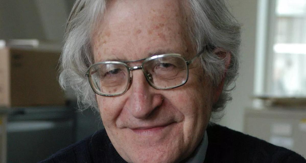 Chomsky, o mestre do contra