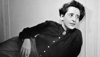 Hanna Arendt em 1944