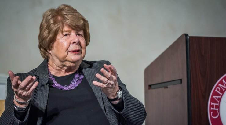 Marjorie Perloff: 'O multiculturalismo exerceu um efeito terrível sobre nossa poética'
