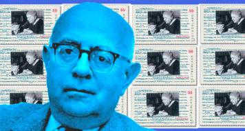 O filósofo Theodor Adorno (Reprodução)
