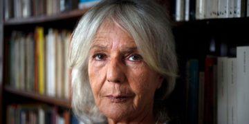 A escritora e crítica literária argentina Beatriz Sarlo