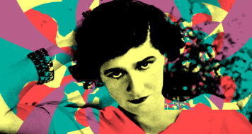 Coco Chanel em 1920 (Domínio público/ Arte Revista CULT)