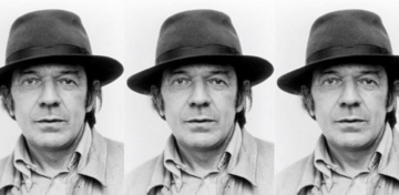 Gilles Deleuze (Reprodução/Cambridge Encyclopedia of Anthropology)