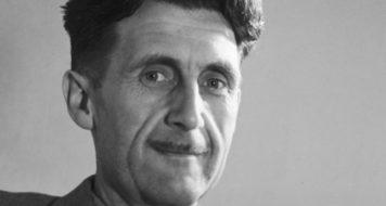 O escritor inglês George Orwell (Reprodução)