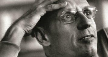O filósofo francês Michel Foucault (Reprodução)