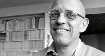 O filósofo francês Michel Foucault (Foto Martine Franck/ Latinsrock)