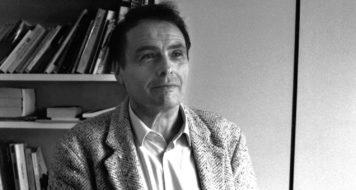 O sociólogo Pierre Bourdieu (Martine Franck/ Magnum Photos)