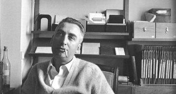 Roland Barthes nos anos 1970 (Reprodução)