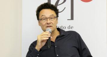 O crítico literário Marcio Seligmann-Silva (reprodução)