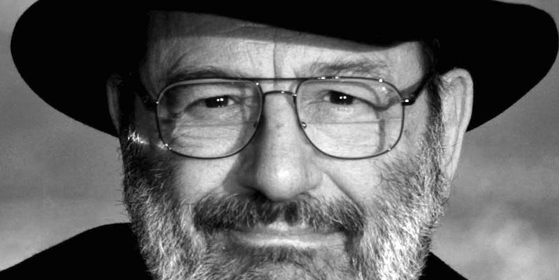 Umberto Eco, um homem dos livros