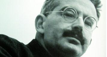 O filósofo, ensaísta, crítico literário, tradutor e sociólogo alemão Walter Benjamin em 1938 (Reprodução)