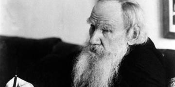 O escritor russo Liev Tolstói (Reprodução)