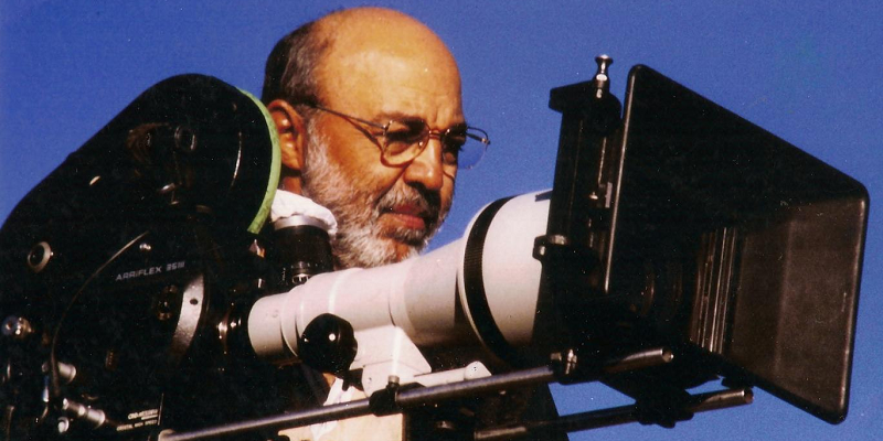 'A minha paixão era o cinema, mas o meu alvo era a ditadura'