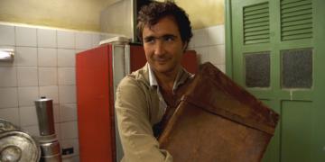 João Miguel como Raimundo Nonato no filme 'Estômago' (2007) (Divulgação)