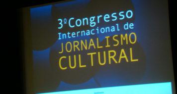 Coletiva Pedro Juan Gutiérrez no 3º Congresso de Jornalismo Cultural (Sesc em São Paulo)