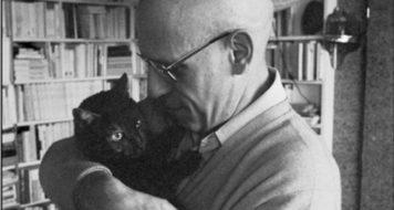 Michel Foucault (Foto Martine Franck/ Latinstock)