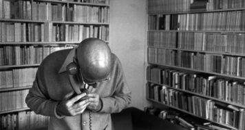 Michel Foucault (Foto Marine Franck/ Latinstock)