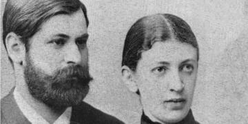 Freud e Martha (Reprodução)