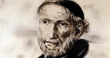 Padre Antônio Vieira por Candido Portinari (Reprodução)