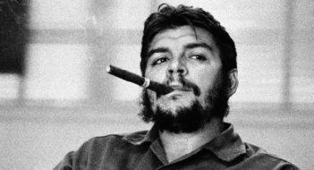 O guerrilheiro, político, médico e jornalista Che Guevara (Reprodução)