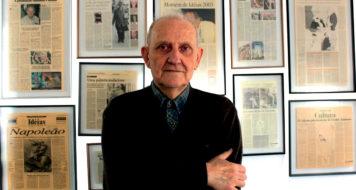 O escritor húngaro István Mészáros (Divulgação)