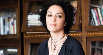 A filósofa Marcia Tiburi (Foto Simone Marinho / Divulgação)