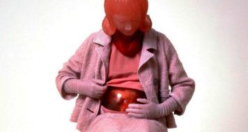Escultura do artista Keith Edmier, 'Beverly Edmier, 1967', de 1998 (Reprodução)
