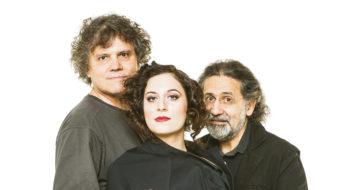 Arrigo Barnabé, Lívia Nestrovski e Luiz Tatit (Foto Gal Opiddo)