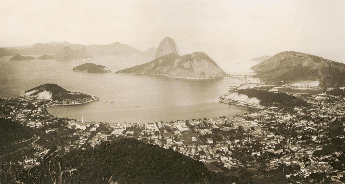 Rio de Janeiro, uma cidade literária