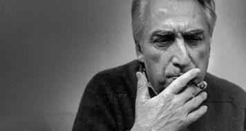 Robert David / divulgação Imagem da biografia Roland Barthes, de Louis-Jean Calvet, Flammarion, 1990