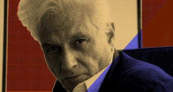 O filósofo Jacques Derrida (Reprodução)