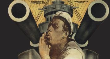O encouraçado Potemkin, de Sergei Eisenstein, um dos vários sucessos produzidos pela Mosfilm (Divulgação)