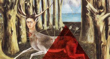 """""""O veado ferido"""", de Frida Kahlo, 1946, Coleção Particular"""