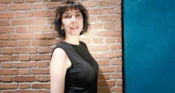 A escritora Noemi Jaffe (Foto Alessandro Shinoda)