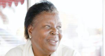 A escritora moçambicana Paulina Chiziane (Reprodução)