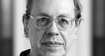 O diretor cultural Paulo Herkenhoff (Foto Thales Leite)