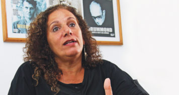 Jandira Feghali, deputada federal e líder do PCdoB (Foto Fanca Cortez)