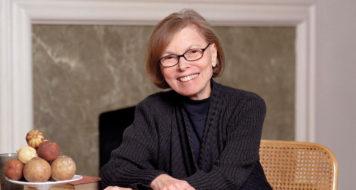 A escritora tcheco-americana Janet Malcolm (Foto Nina Subin / Divulgação)