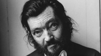 O escritor argentino Julio Cortázar (Foto: Ulla Montán)