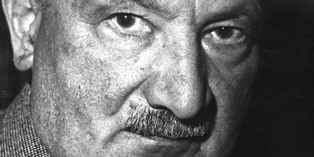 O filósofo alemão Martin Heidegger (Fred Stein Archive/Archive Photos/Getty Images)