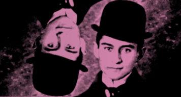 O escritor tcheco Franz Kafka (Reprodução)