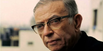 O filósofo Jean-Paul Sartre (Reprodução)