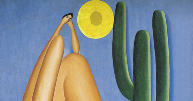 "Tarsila do Amaral, ""Abaporu"", 1928"