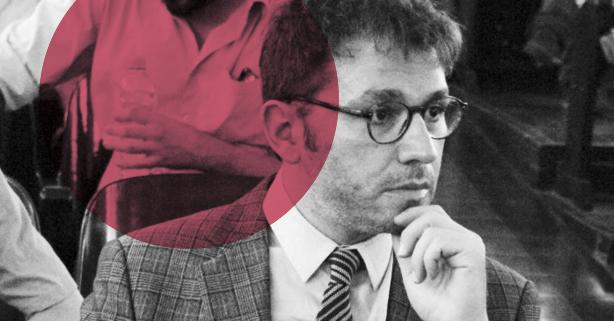 O professor italiano Francesco Alfieri, que ministra palestra no Espaço CULT no dia 25/10  (Reprodução)
