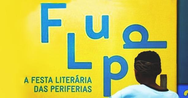 A FLUPP acontece entre 8 e 13 de novembro, na Cidade de Deus (Foto: Divulgação)