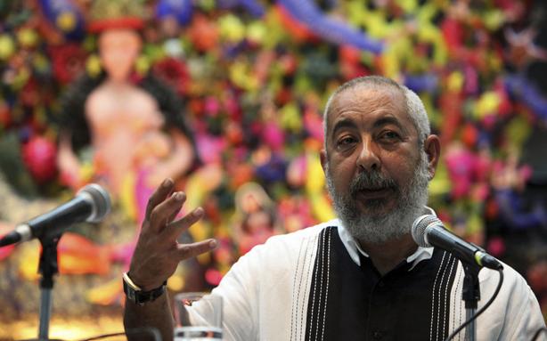 O escritor cubano Leonardo Padura (Foto: Alejandro Ernesto/EFE)
