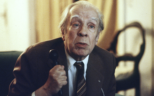O escritor argentino Jorge Luis Borges (Foto: Eduardo Di Baia/AP)