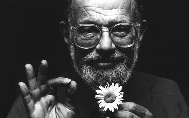 O poeta beat Allen Ginsberg (Foto: Reprodução)