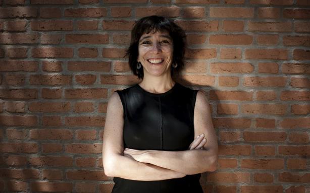 A escritora, professora e crítica literária Noemi Jaffe (Foto: Alessandro Shinoda)
